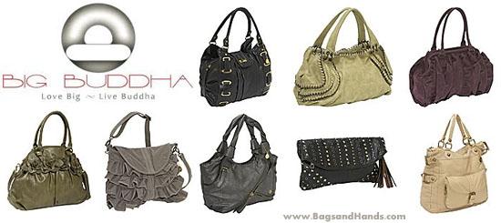 Big Buddha Handbags