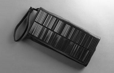 Kenneth Cole Handbags: Attitube Clutch